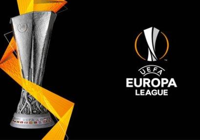 Avropa Liqasında 40 oyun baş tutdu