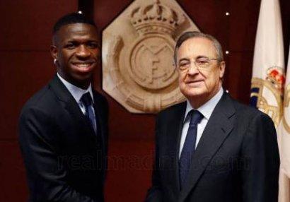 """""""Real"""" 45 milyonluq transferi rəsmən açıqladı"""