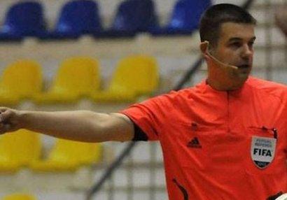 Azərbaycanlı hakim Ermənistan millisinin iki oyununu idarə edəcək