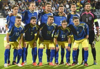 Kosovo 24 oyunçuyla gəlir