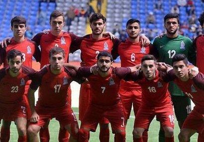Azərbaycan - İsrail matçının hakimləri açıqlandı