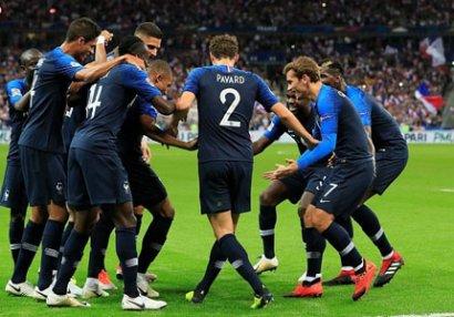 Fransa ilk qələbəsini qazandı, ermənilər uduzdu