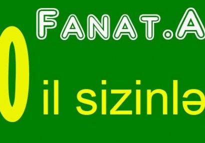 """Azərbaycanın """"Fanat""""ı"""