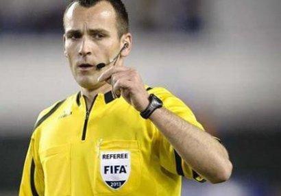 Azərbaycan - Malta oyunu xorvatlara tapşırıldı