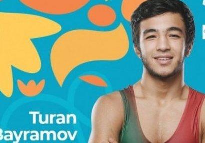 Azərbaycan idmançısı olimpiya çempionu oldu