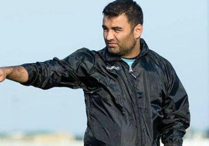 """Aftandil Hacıyev """"Qarabağ""""ın texniki səhvi haqda:"""