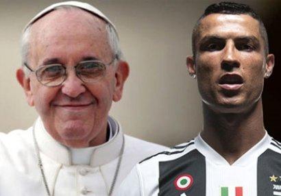 Ronaldo Trampı 4, Roma Papasını 30 dəfə qabaqladı