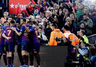 Ronaldo və Messiziz ilk