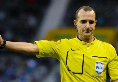 Kosovo - Azərbaycan oyununun hakimləri açıqlandı