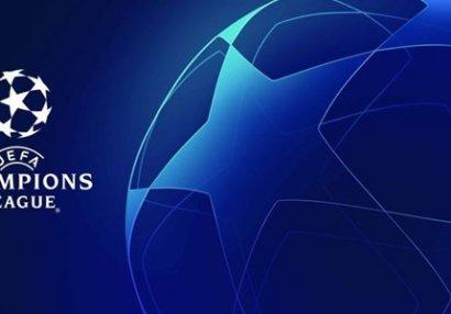 Çempionlar Liqası: 7 komanda 1/8 finalda