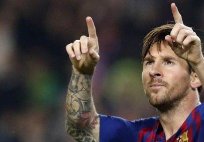 Lionel Messinin 2018-ci ildə vurduğu 51 qol - VİDEO