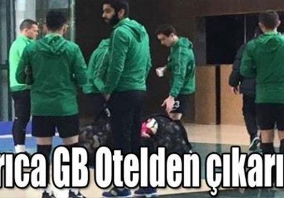 Azərbaycanlı klub rəhbəri otelə 88 min