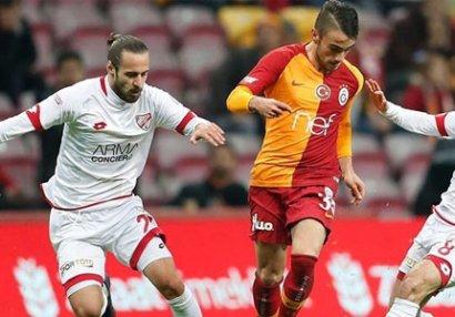 """Millimizin üzvü """"Qalatasaray""""la oyunda penaltiyə səbəb oldu"""