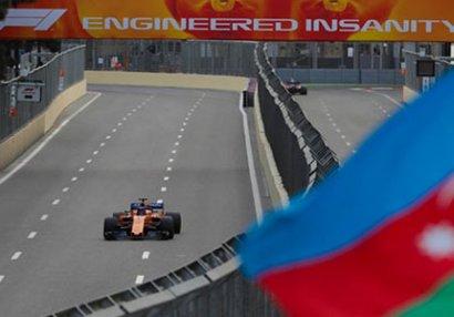 """""""Formula 1"""" 2023-cü ilə qədər Bakıda keçiriləcək"""