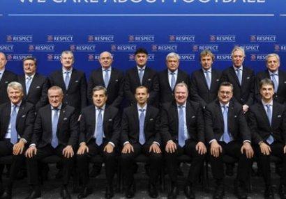 Bakıda ilk dəfə UEFA iclası keçiriləcək