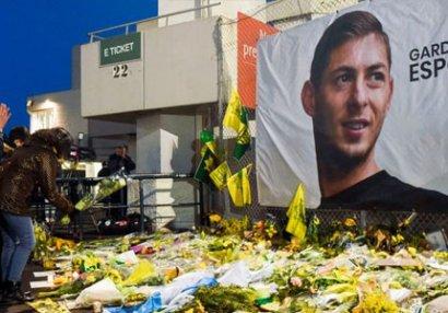 Emiliano Salanın cəsədi tapıldı - FOTO