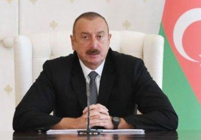 """""""Futbol+"""" qəzətinin kollektivi İlham Əliyevə müraciət etdi"""