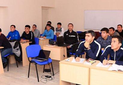 Hakimlər üçün növbəti seminar