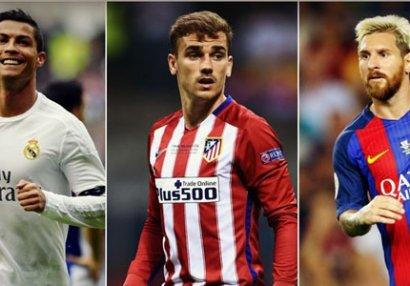 Ayda ən çox maaş alan futbolçular açıqlandı - SİYAHI