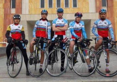 Gənc velosipedçilərimiz İranda yarışacaq