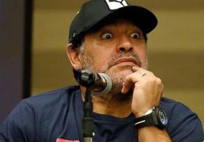 Maradonanın daha 3 uşağı üzə çıxdı