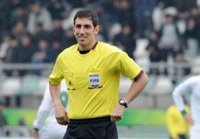 FIFA referisi I diviziona göndərildi