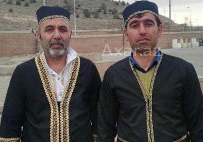 Polis 2 soydaşımızı geyimə görə stadiona buraxmadı - VİDEO