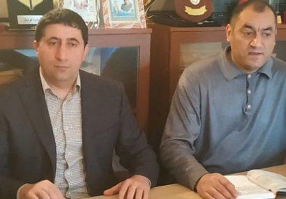 """Mahir Rüstəmli: """"Bizi namərdlərin önündə tək qoymayın!"""""""