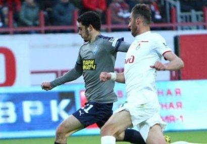Ramil Şeydayev: təkbətəki qaçırdı, penaltiyə səbəb oldu, penalti vurdu - VİDEO