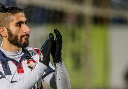 Ermənistan millisinin üzvü Hollandiya klubundan qovuldu