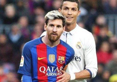 Ronaldo və Messinin qıra bilmədiyi rekordlar - SİYAHI