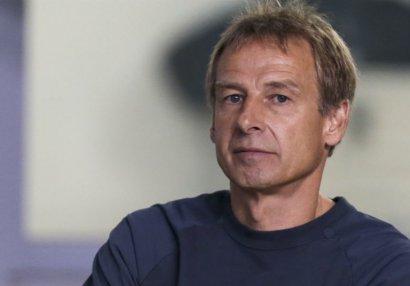 Klinsman İngiltərə yolunda