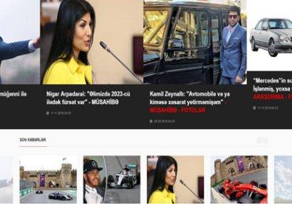 Avtomobil həvəskarları üçün yeni sayt açıldı