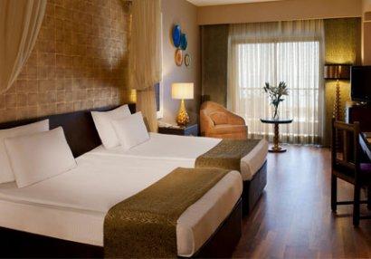 Paytaxtın mərkəzindəki hotellər Avroliqanın oyunu ilə bağlı 100 faiz bron edilib