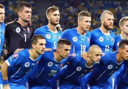 Slovakiyanın millimizlə oyun üçün heyəti açıqlandı