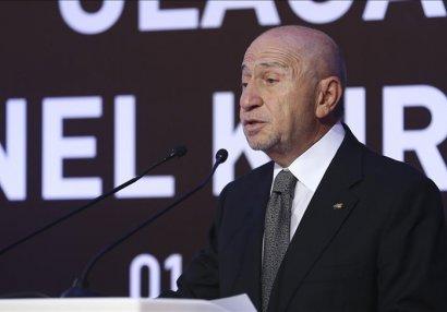 Türkiyə Futbol Federasiyasına yeni prezident seçilib