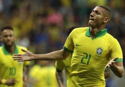 Braziliyadan 7:0 hesablı qələbə - VİDEO