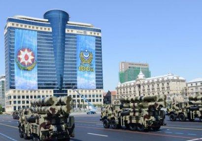 Azərbaycan Ordusu 101 yaşında