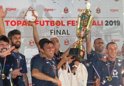 Futbol Festivalının qalibləri müəyyənləşdi - FOTOLAR