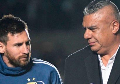Federasiya prezidenti FIFA Şurasından qovuldu