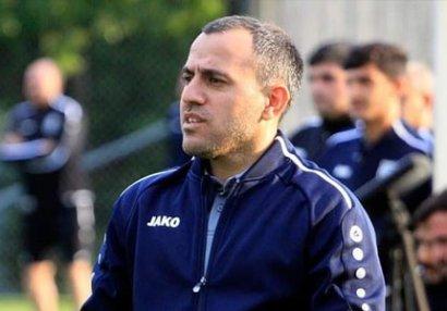"""Ayxan Abbasov: """"Futbolçuların əzmkarlığı məni qane etdi"""""""