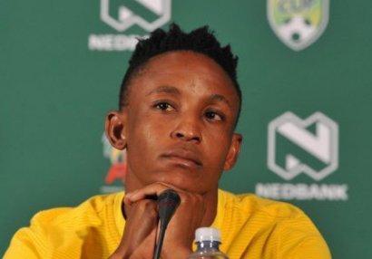 Afrikalı futbolçu: