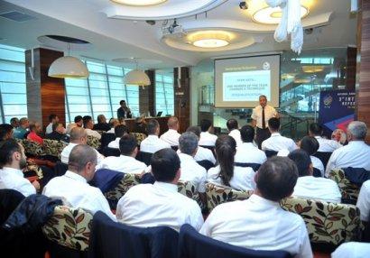 Dünya Karate Federasiyasının Hakimlər Komissiyası Bakıda seminar təşkil edib