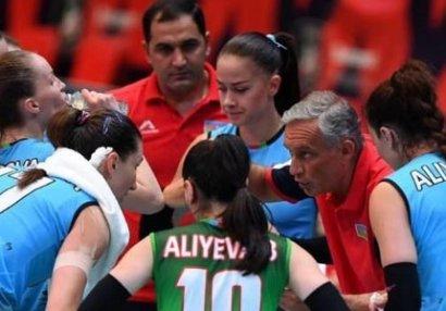 Avropa çempionatı: Azərbaycan millisi Hollandiyaya uduzdu