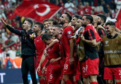 Türkiyənin qələbəsi - VİDEO