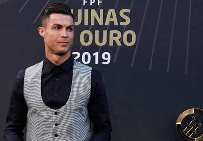 Ronaldo tarixin ən bahalı müqaviləsini imzaladı