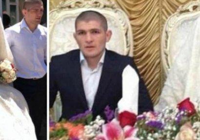 Həbib Nurmaqomedov həyat yoldaşını niyə hamıdan gizlədir? - FOTOLAR