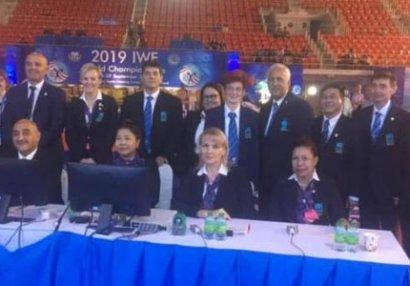 Azərbaycanlı hakim Olimpiya Oyunlarına təyinat aldı