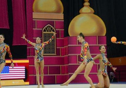 Azərbaycan gimnastları