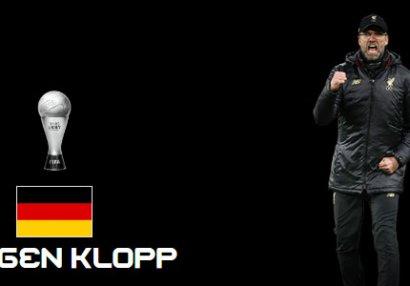 FIFA ilin ən yaxşı kişi məşqçisini açıqladı